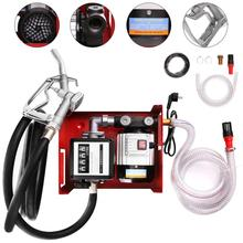 Disel Pump Heating Oil Pump 550 W 220 V Single Phase Motor for Blo-Fuel 60 L/min Electric Fuel Oil Pump