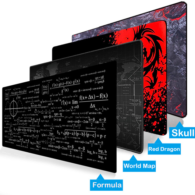 Small Large Mouse Pad for Gaming Player desk laptop Rubber Mouse Mat Mouse Pad  2
