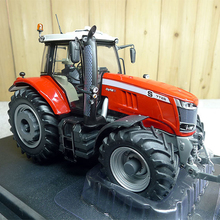 Редкое Специальное предложение 1:32 5304 Ma F 7726S сельскохозяйственный трактор модель автомобиля Сборная модель из сплава