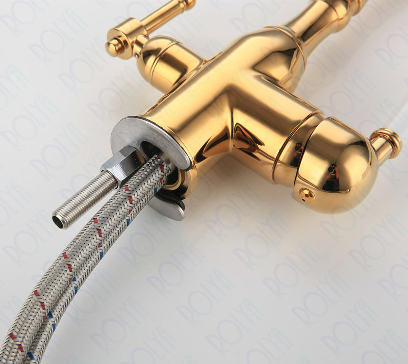 rolya golden victoria style 3 way water filter taps (4)