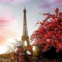 Украшение для дома Франция сувенир Эйфелева башня модель украшения