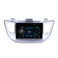 4G LTE Android 10.1 For HYUNDAI TUCSON IX35 2016 2017 2018 Multimedia Stereo Car DVD Player Navigation GPS Radio