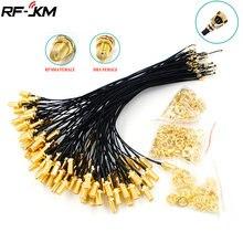 100 шт гнездовой разъем sma для кабеля ufl/ufl/ipx/ipex ufl