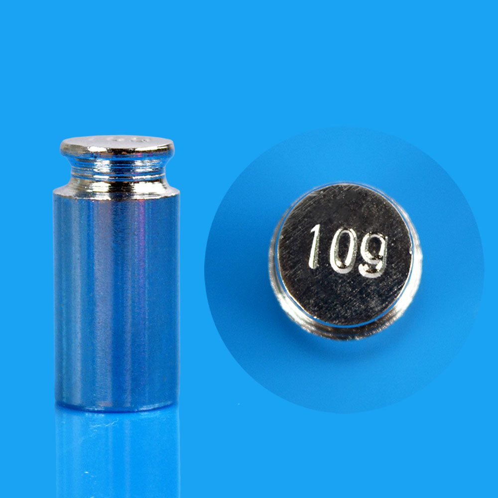 Calibração do chapeamento do grama do cromo