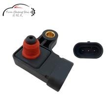 цена на 96330547 AS312 Manifold Absolute Pressure MAP Sensor For Chevrolet Aveo Aveo5 Daewoo Kalos Matiz 2000-2006 Chevy Aveo 1.6L 04-06