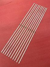 10pcs/lot LED Backlight strip for Samusng 55NU7100 UE55NU7300 UE55NU7100 UE55NU7105 AOT_55_NU7300_NU7100 BN96 45913A BN61 15485A