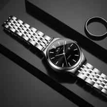 2020 Fashion Vrouwen Horloges Top Merk Ik & W Japan Miyota Automatische Horloge Vrouwen Sapphire Kalender Waterdichte Stalen Relogio Feminino
