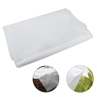 Non-woven Fabric Insect Organic Net Garden Greenhouse Frosty Cover Crop Fruit Tree Flower Plant Pond Protective Cover 2*10M