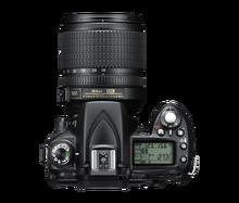 Used,Nikon D90 12.3MP DX-Format CMOS Digital SLR Camera with 18-105 mm f/3.5-5.6G ED AF-S VR DX Nikkor Zoom Lens