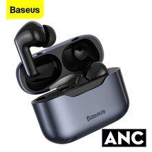 Baseus-auriculares inalámbricos S1 Pro SBC AAC TWS, con Bluetooth 5,1, auriculares ANC con cancelación de ruido