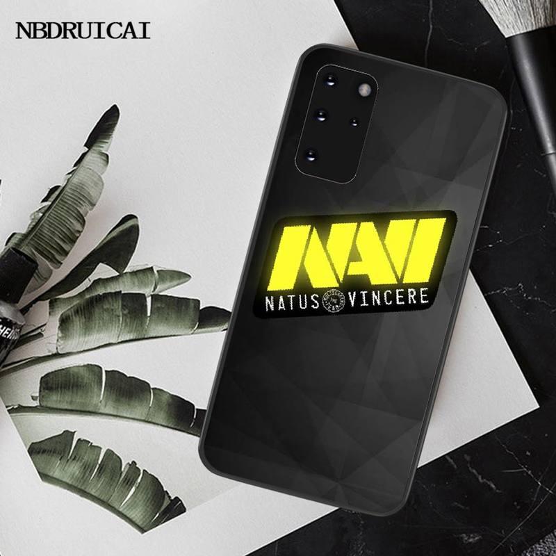PENGHUWAN Natus Vincere navi DIY Luxury Phone Case for Samsung S20 plus Ultra S6 S7 edge S8 S9 plus S10 5G