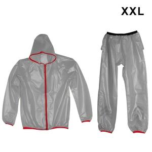 Image 5 - Rainsuit เสื้อกันฝนในครัวเรือน Merchandise Rainwear Impermeable RAIN ชุดเกียร์ฝนรถจักรยานยนต์