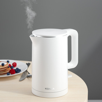 Konka electric kettle fast boiling 1.7 l household stainless steel smart electric kettle
