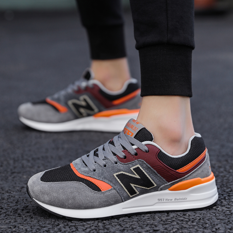 New 997 Authentic Men's/women's Running Shoes,breathable N 997 Retro Leisure Sports Shoes Sneakers Size Eur 40-44