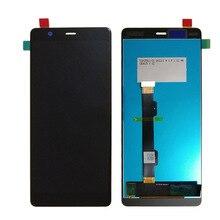 """N5.1 ノキア 5.1 液晶ディスプレイのタッチスクリーンデジタイザアセンブリの交換部品 5.5 """"ノキア N5.1 ディスプレイ TA 1075"""