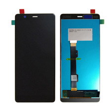 """N5.1 หน้าจอสำหรับ Nokia 5.1 LCD จอแสดงผล Touch Screen Digitizer Assembly Replacement Parts 5.5 """"LCD สำหรับ Nokia N5.1 จอแสดงผล TA 1075"""