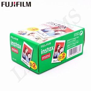 Image 4 - 10 200 ورقة فوجي فوجي فيلم instax mini 9 أفلام حافة بيضاء 3 بوصة فيلم واسع للكاميرا الفورية mini 8 9 7s 25 50s 90 ورق طباعة الصور