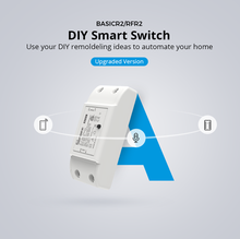 SONOFF BasicR2 RFR2 ETL DIY Switch Wifi Switch Breaker Moudle Timer e WeLink APP Remote Control Works with Alexa Google Home