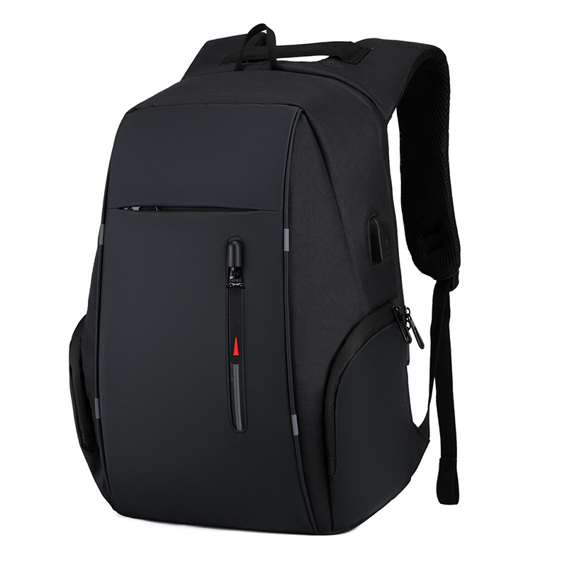 Men's anti theft Backpack USB Notebook School Travel Bags waterproof Business 15.6 17 inch laptop backpack women image