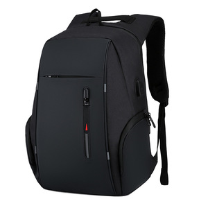 Men's anti theft Backpack USB