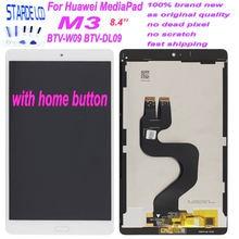 Черный starde 84 lcd для huawei mediapad m3 btv w09 сенсорный