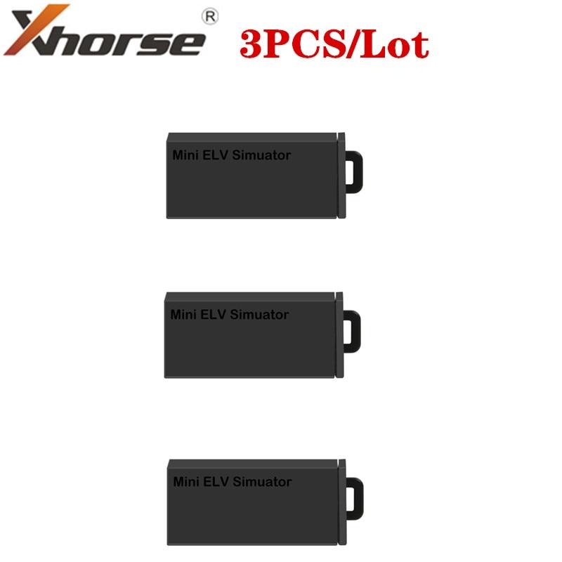 XHORSE VVDI MB Мини ELV симулятор с 3 шт./лот