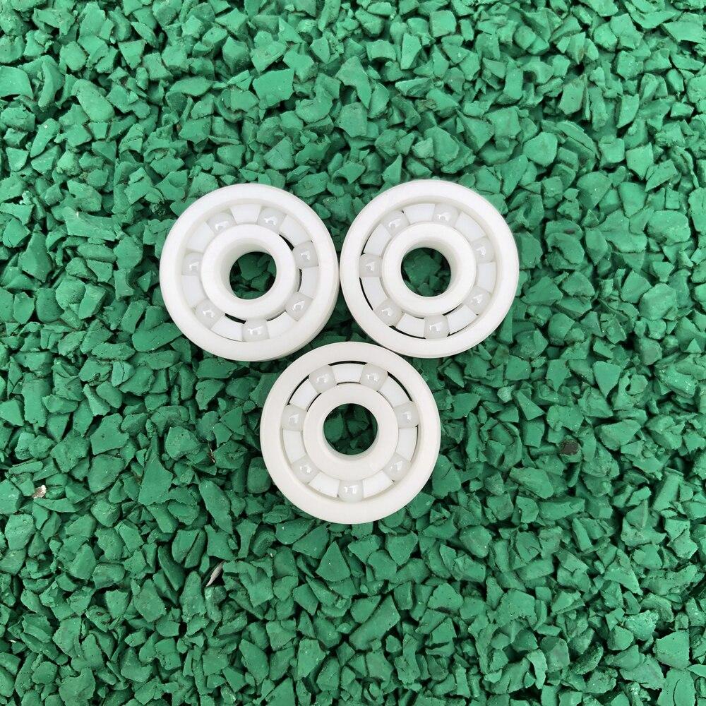 4pcs/10pcs 627 ZrO2 full Ceramic bearing 7x22x7 mm Zirconia Ceramic ball bearings 7*22*7 mm bearing seperator bearing ball bearing shield - title=