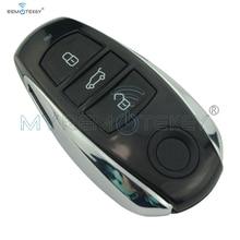 Replacement Touareg Smart Car Key Case Shell Keyless 3 Button for VW 7P6 959 754 AL 7P6 959 754 AS 7P6 959 754 AP 959 3