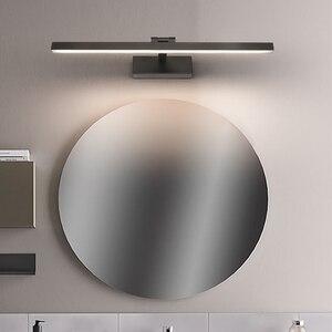 Image 1 - Moderno led banheiro vaidade espelho de parede luz montado armário industrial quarto lâmpada cabeceira maquiagem lâmpada parede luminárias