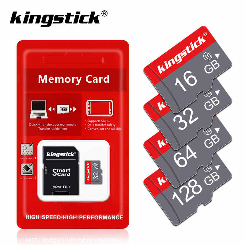 Mini carte rouge micro sd 8GB 16GB 32GB 64GB carte mémoire pour Smartphone classe 10 usb lecteur de stylo flash 4gb microsd sdhc sdxc
