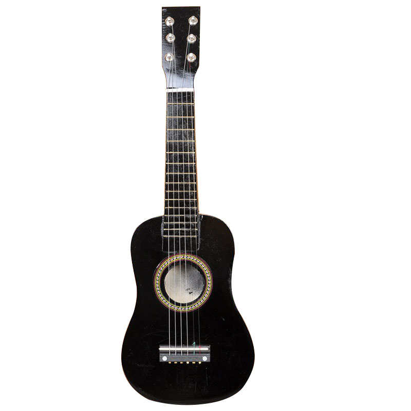 Kids Guitar Musical Toys With 6 Strings Educational Musical Instruments For Children M09