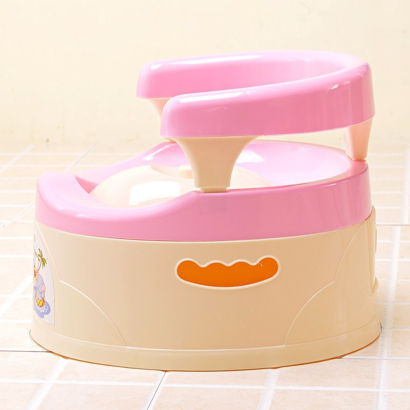 Half Year Old Children's Pedestal Pan Men And Women Baby Toilet Stool Infant Potty Kids Chamber Pot 1-2-3-4-6