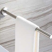 40cm Towel Rack Bathroom Bar Stainless Steel Holder Waterproof Kitchen Rail Shelf Hot Good Quality