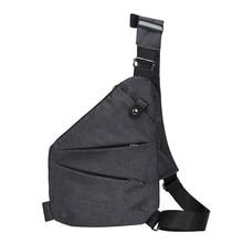 Unisex Multifunction Waist Bag 2019Fashion Waist Pack Belt Bag Men Women Nylon Waterproof Fanny Pack Luxury AntiTheft Chest Bags