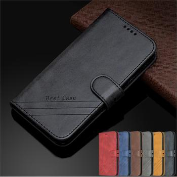 For Huawei Y6 2018 Case huawei Y5 Y6 Y7 Prime Pro 2018 Y5 Y6 Y7 Y9 Prime Pro 2019 Cases Y5 Y6 2017 Wallet Magnetic Leather cover image