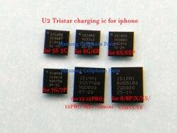 10pcs 1610A1 1610A2 1610A3 610A3B 1612A1 U2 USB charging tristar ic for iphone 5S 6 6plus 6s 6sp 7 7plus 8 8P X XS/Max 11/pro