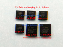 10pcs 1610A1 1610A2 1610A3 610A3B 1612A1 U2 USB charging tristar ic for iphone 5S 6 6plus 6s 6sp 7 7plus 8 8P X XS/Max 11/pro