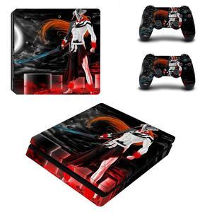 Image 4 - Persona 5 Королевский Полный лицевые панели PS4 тонкая кожа Стикеры наклейка для Игровые приставки 4 консоли и контроллер PS4 тонкая кожа Стикеры винил