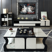 Электрический многофункциональный складной журнальный столик, стол для гостиной, обеденный стол и подставка для телевизора