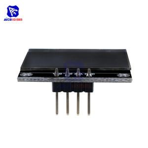 "Image 5 - Diymore 0.96 ""12864 SSD1306 OLED LCD Display Modul I2C IIC Serien mit Pin für Arduino 51 MSP430 Serie STM32/2 CSR IC"
