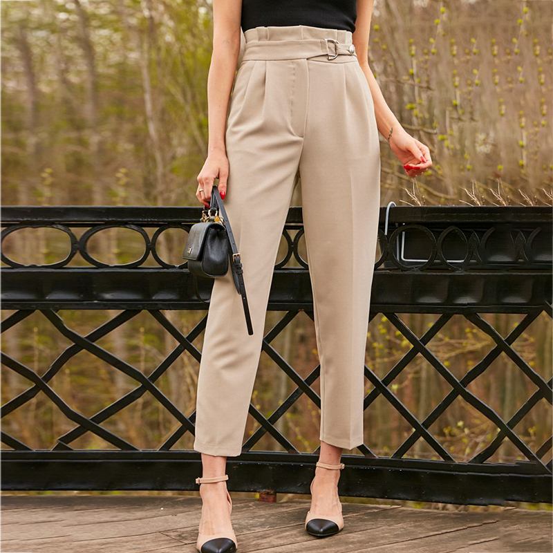 Casual  Streetwear  Pants