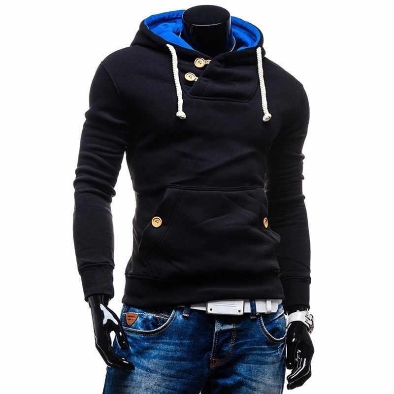 Zogaa men hoodies and sweatshirt 힙합 코튼 풀오버 남성 hoody clothes 2019 캐주얼 긴팔 운동복 new street wear