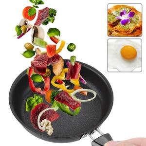 Image 4 - נייד חביתת מיני מחבת ביצה עלומה ביתי קטן Nonstick מטבח סיר מיני מחבת לבית ארוחת בוקר כלים