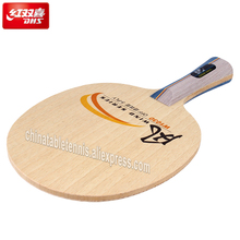 Original DHS wind series W1030 table tennis blade ping pong racket quick attack 5 pure wood blades racquet sports