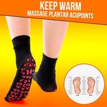 Носки турмалиновые для мужчин и женщин Самонагревающиеся магнитной