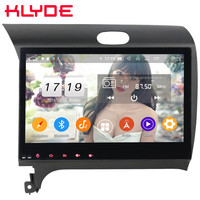 Klyde 10.1 IPS 4G Android 9 Octa Core 4GB RAM 64GB ROM DSP BT Car DVD Multimedia Player Radio For Kia K3 Cerato Forte 2012 2017