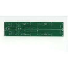 Bir çift Firstwatt geçiş PCF F7 güç amplifikatörü kurulu çıplak PCB