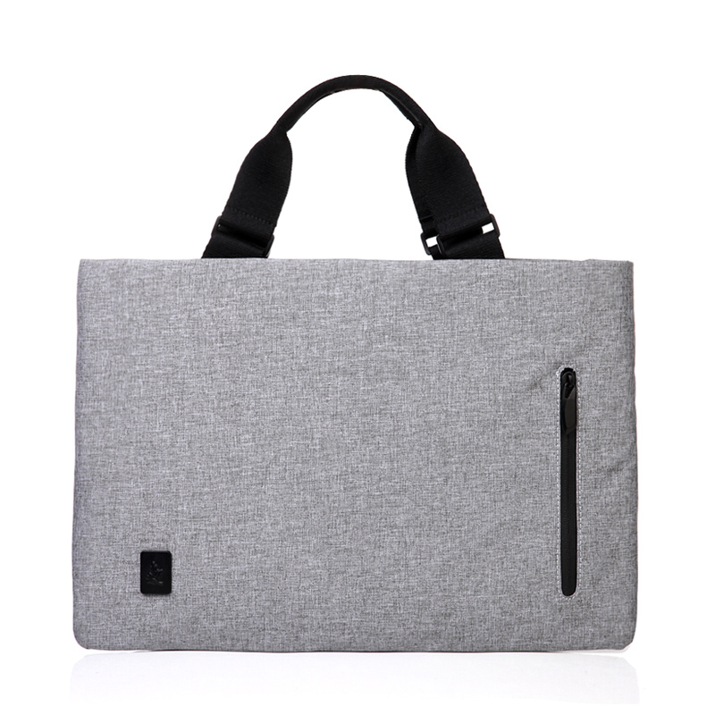 Cai Fashion Book Laptop Handbag School Business Messenger Bags Women Men Case Waterproof Notebook Bag
