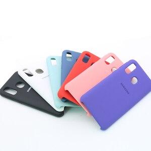Силиконовый чехол для Samsung A40, шелковистый мягкий сенсорный защитный чехол, задняя крышка для Galaxy A40 A 40 A405 A405F, чехол для телефона