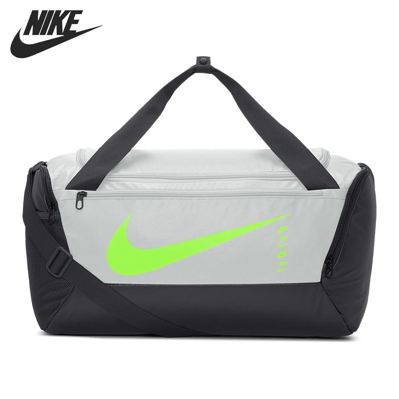 Original New Arrival   NIKE NK BRSLA S DUFF-9.0 MTRL SP20  Unisex  Handbags Sports Bags